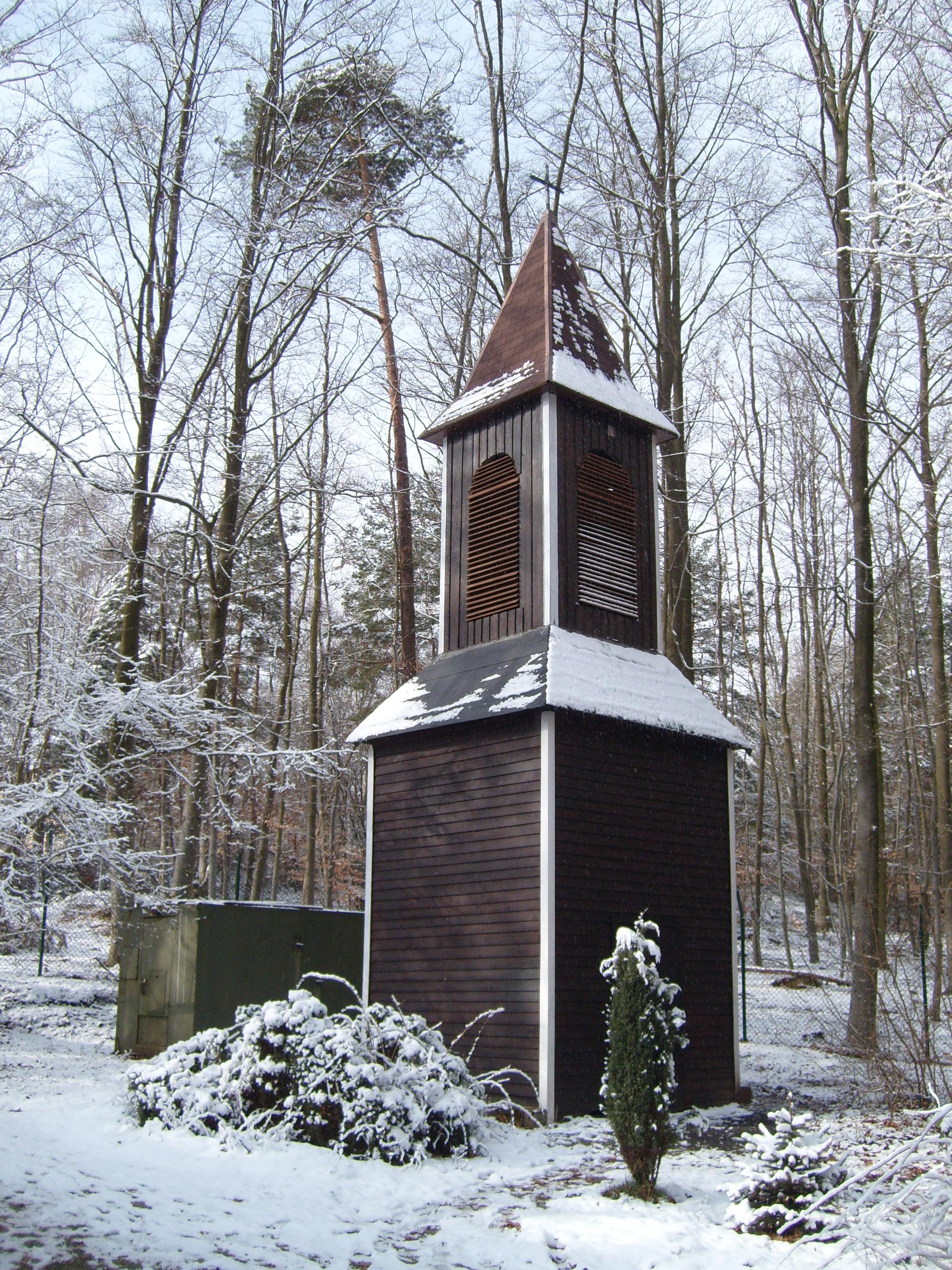 Dzwonnica-zima
